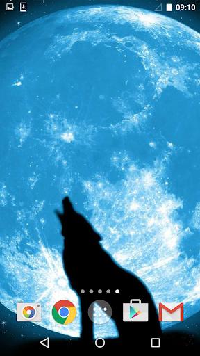 月亮 動態壁紙
