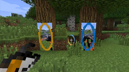 Portal mod for Minecraft 2.3.29 screenshots 2