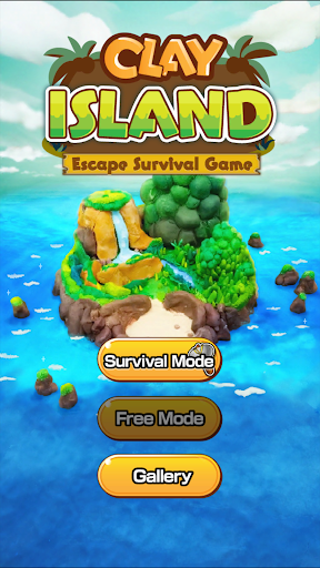 Clay Island - survival game - Download Android App