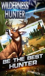Wildernss Hunter - náhled