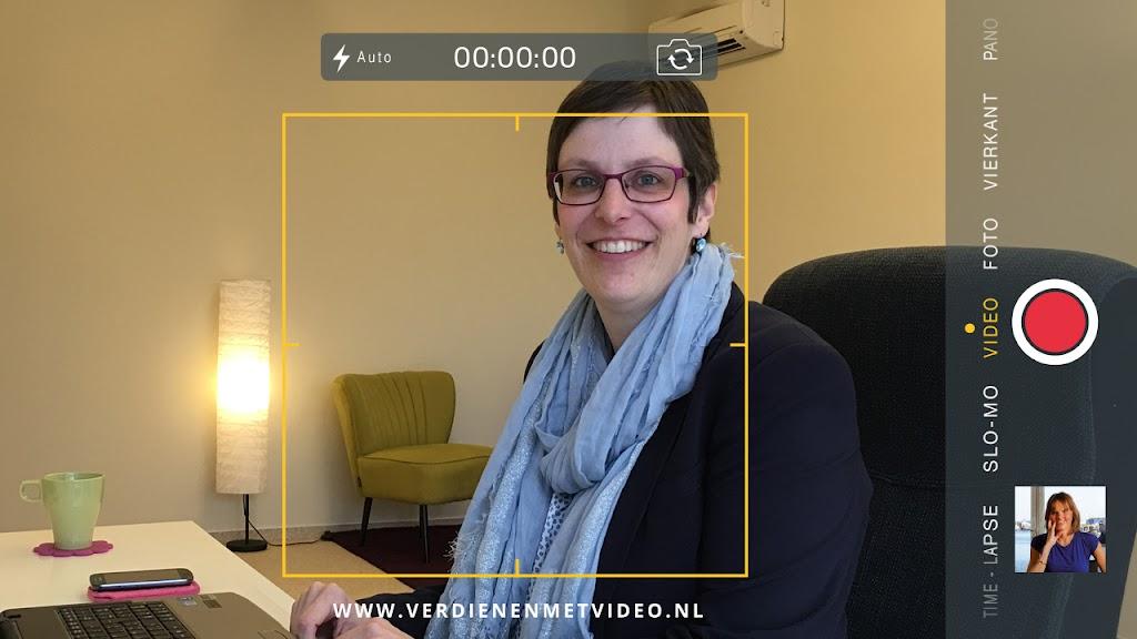 Ann van Riet over haar videolancering