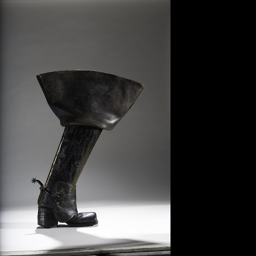 bcf6ea4687e Standing TALL  The Curious History of Men in Heels — Google Arts ...