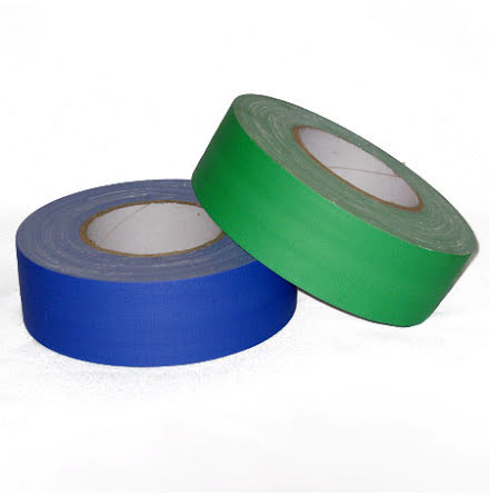 50mm Green Chromakey Tape 50m