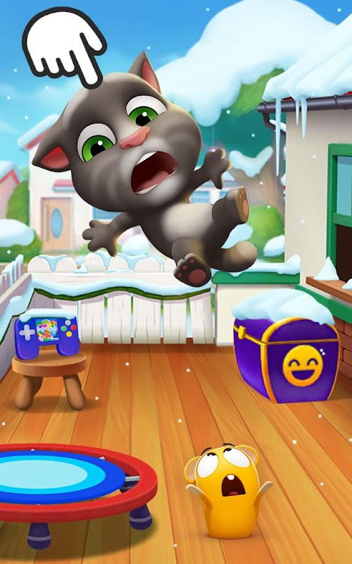 My Talking Tom 2 screenshots