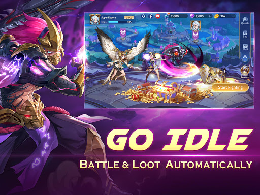 Mobile Legends: Adventure screenshots 8