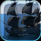 Black Pearl Ship Live Wallpap