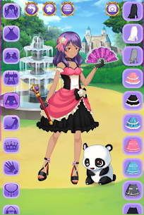 Anime Princess Dress Up 6
