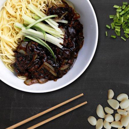 Jajang Myun( noodle)
