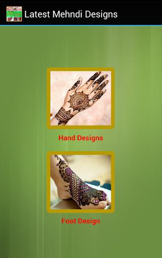Latest Mehndi Designs Apk Download 3