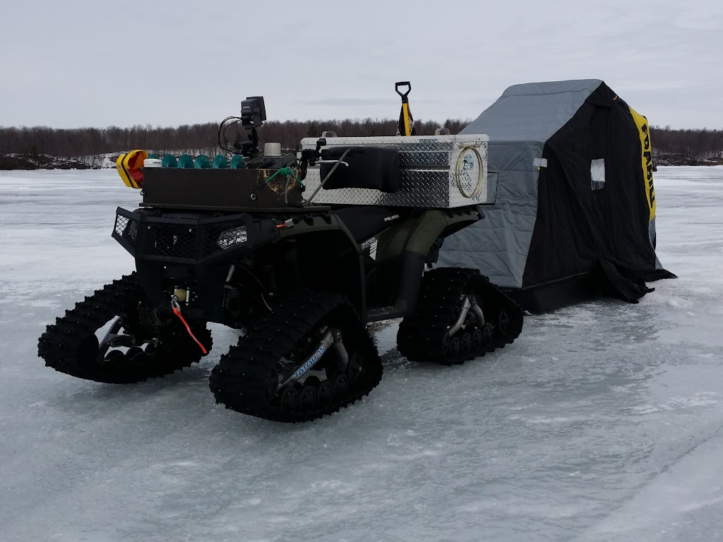Post your ride for Go ice fish