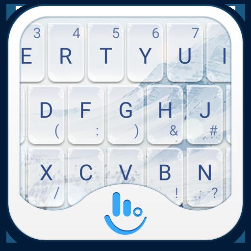 TouchPal Snowberg Keyboard