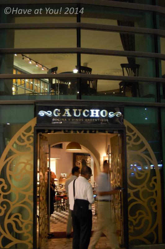 Gaucho store