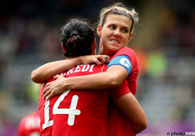 Record mondial de buts inscrits pour la Canadienne Christine Sinclair
