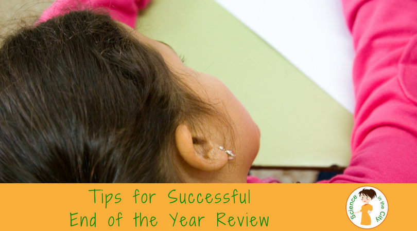 Tips to use for end of year review, especially in high school biology class (Regents)
