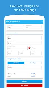 download sale price ebay selling price profit calculator apk