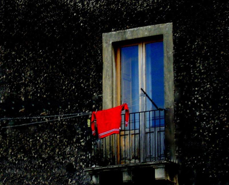 Rosso al tramonto di mariateresacupani
