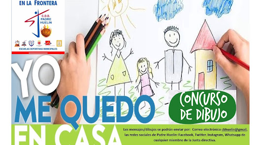 La EDM Padre Huelin lanza un concurso de dibujo sobre el deporte