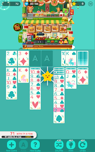 Solitaire : Cooking Tower 8