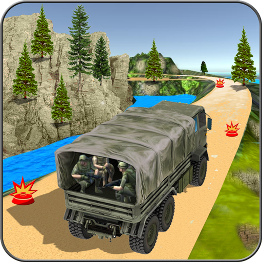 Army Trucker Drive