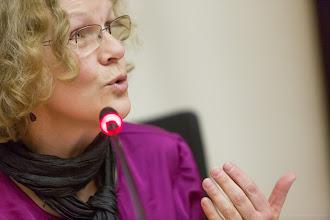 Photo: Christine Froidevaux, professeure, université Paris-Sud- Photo Olivier Ezratty