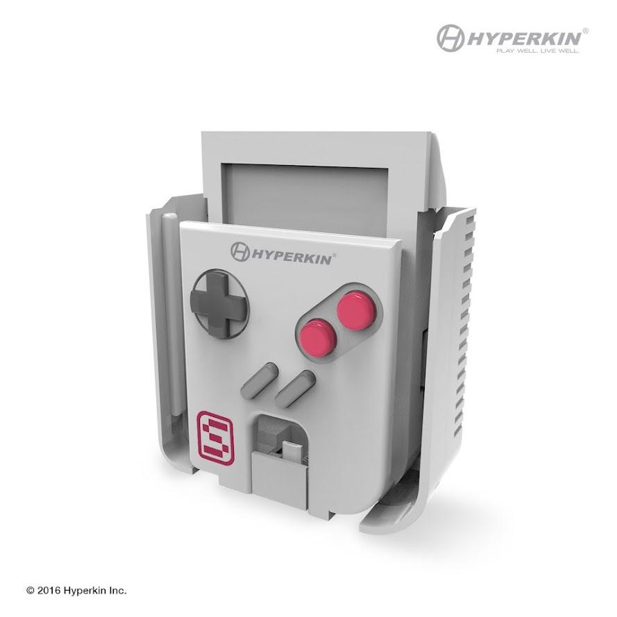 Hyperkin ra mắt Smart Boy - Phụ kiện chơi băng Game Boy trên Android
