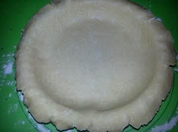 ol' Fashioned Flaky Pie Crust