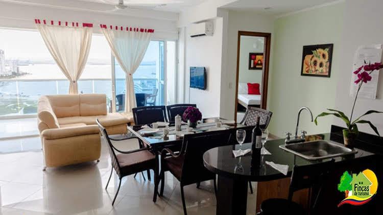 Apartamentos en Cartagena