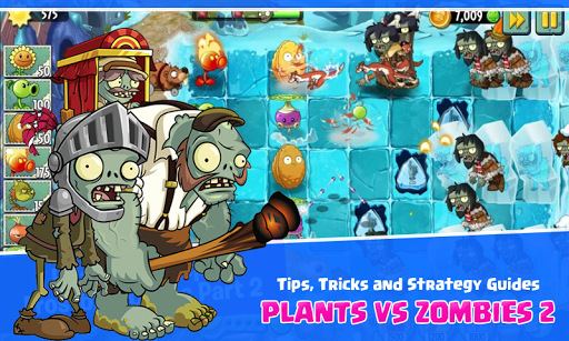 GUIDE TIPS PLANTS VS ZOMBIES 2
