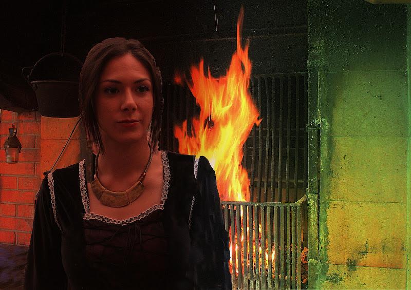 fuoco di Naldina Fornasari