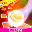 Magic Tiles Hop 2: Dancing EDM Rush icon