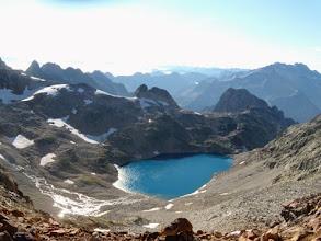 Photo: Lago de Literola, dalla cima del Pic Perdiguere.