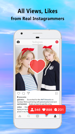 Real Followers Pro for Instagram get follower fast for PC