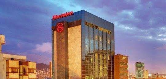 Sheraton Ambassador Monterrey Hotel