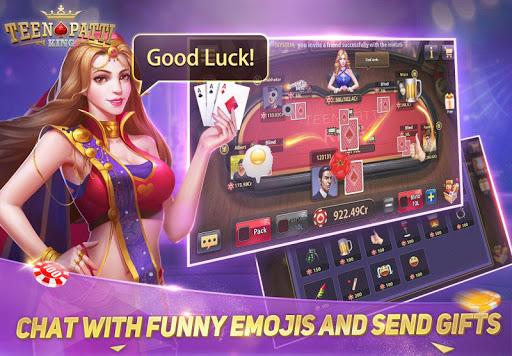 Teen Patti Kingu2122 1.5.0 {cheat|hack|gameplay|apk mod|resources generator} 5