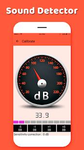 Sound pressure meter-dB meter,Noise meter - náhled