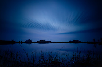 Photo: Hold Still San Francisco, CA. 2012.  5 minute exposure at the sutro baths in SF.