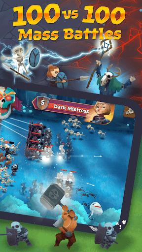 Battle Legion - Mass Battler filehippodl screenshot 3