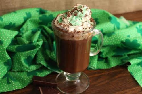 "Chocolate Irish Coffee ""Oh boy, I loved this coffee, so much flavor...."