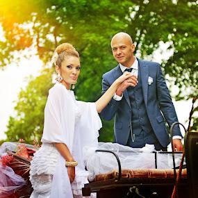 the wedding day by Foto Zrak - Wedding Bride & Groom ( krusevac, wedding day, wedding, foto zrak, beautiful, wedding dress, bride and groom, nikon, bride, groom, wonderful )