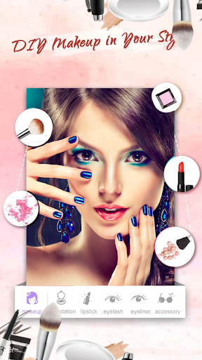You Makeup Photo Editor Mix screenshot