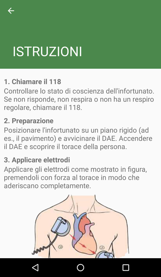 Lecce4Health- screenshot