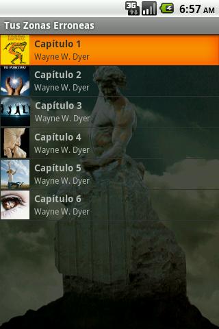 Tus Zonas Erroneas - screenshot