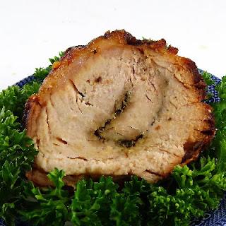 Crocked Pork Roast with Cherry Glaze