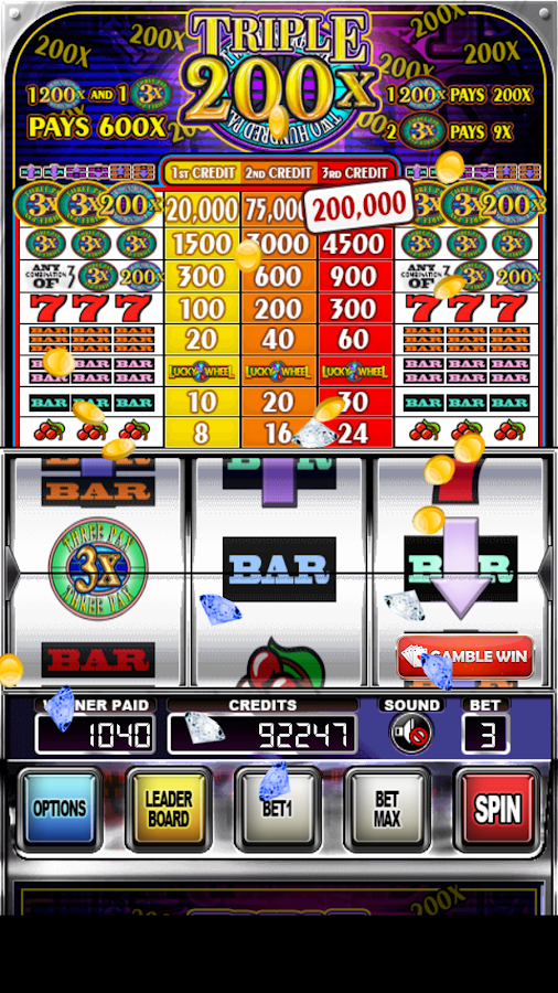 Which slot machines pay the best