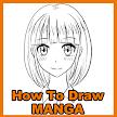 How To Draw MANGA APK