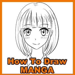 How To Draw MANGA for PC