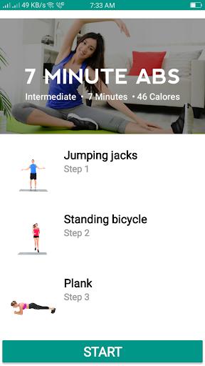 7M Workout Daily - Woman & Man screenshot 7