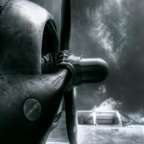 by Ron Azevedo - Transportation Airplanes