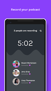 Anchor – Make your own podcast MOD APK (Unlimited Podcasts) 1