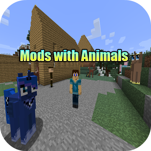 Mods with Animals
